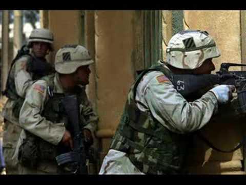 Iraki háború