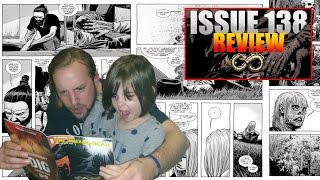 TWD Comic Issue 138 Review & Discussion with Ronny Haze