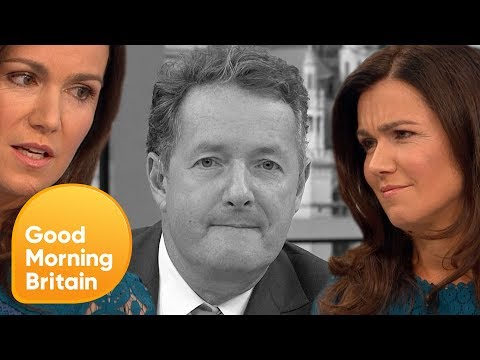 Susanna Reid Finally Snaps Over Love Island Comments   Good Morning Britain