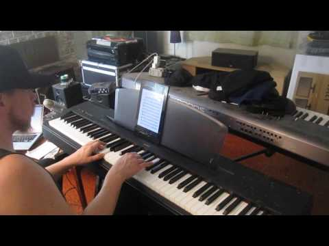 Harry Belafonte Jump In The Line (shake Señora) Piano Cover