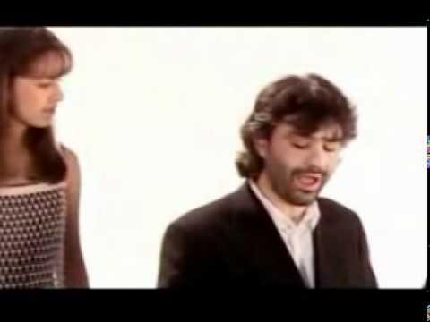 Andrea Bocelli  Vivo Por Ella Feat Sandy