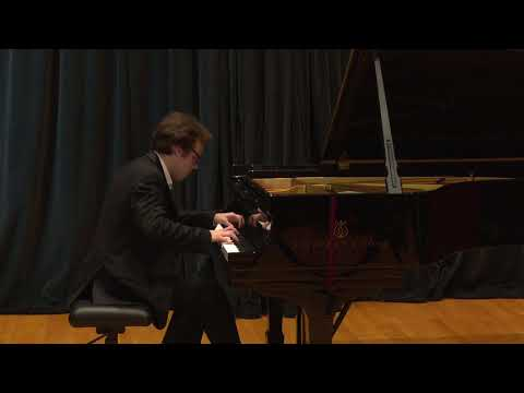 Michael Kaykov plays Prokofiev Sonata No  6 Op. 82  - movement 3