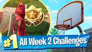 Fortnite SEASON 5 WEEK 2 Challenges Guide + Free Battle Pass Tier