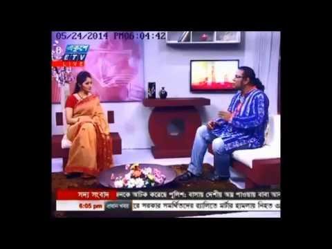 Sheikh Jasim 's interview on Kazi Nazrul Islam