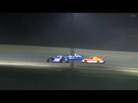 27. Flinn Stock Feature Race at  Crystal Motor Speedway, Michigan, 04-22-17