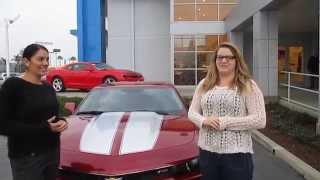 Chevrolet Camaro Customer at Merced Chevrolet
