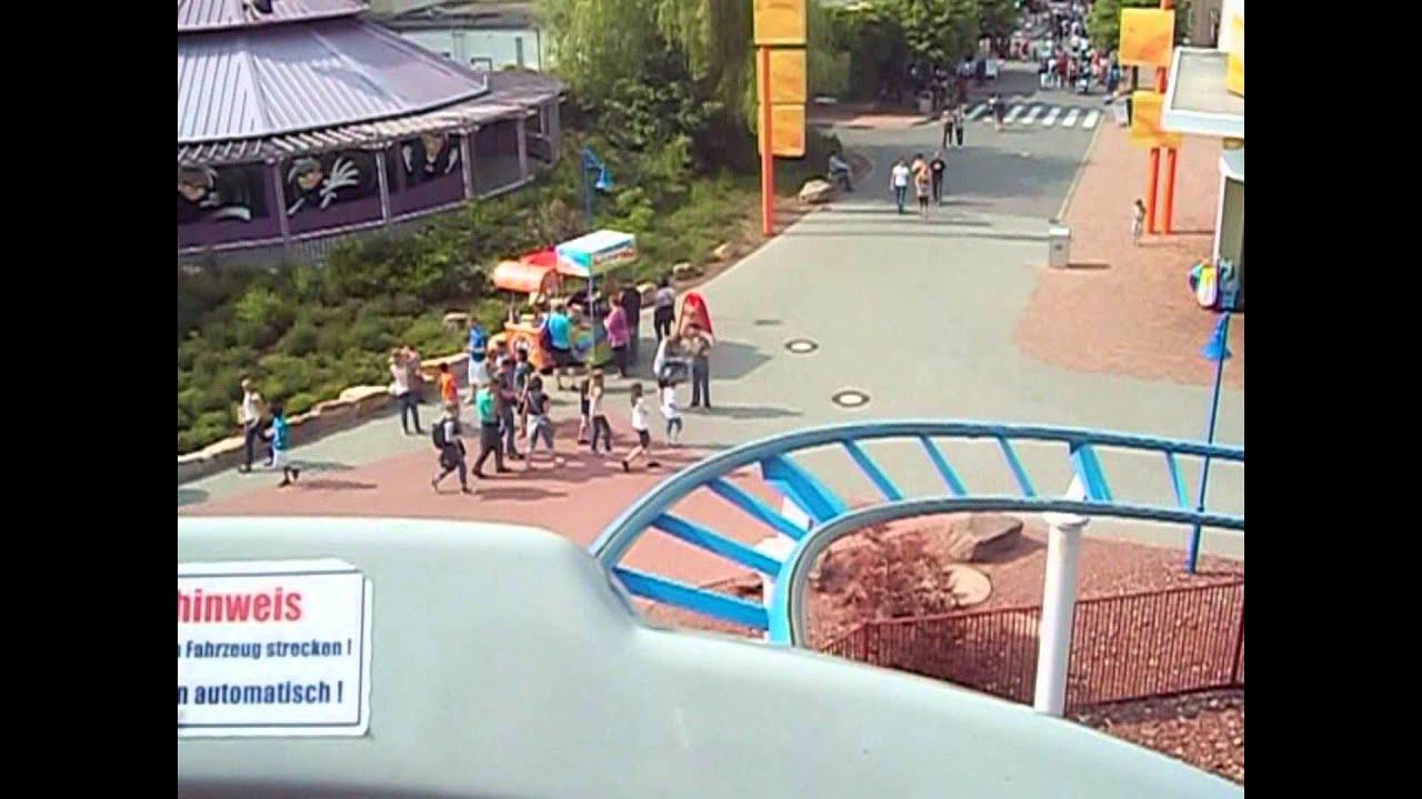 Backyardigans Mission to Mars - Movie Park OnRide HD - YouTube