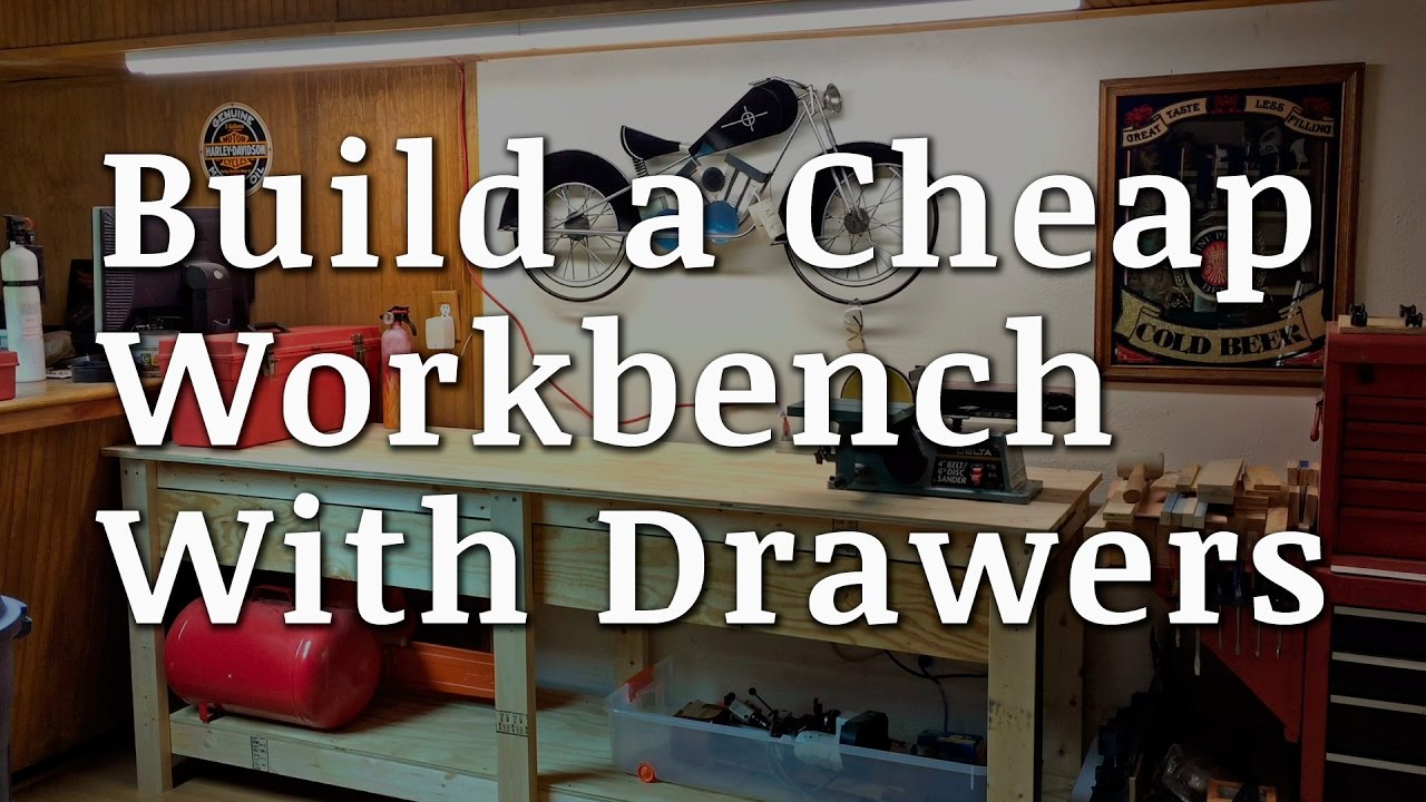 how to work without a workbench