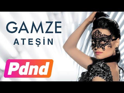 Gamze - Ateşin (Lyric Video)