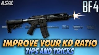How To Improve Your KD Ratio In BF4 (Battlefield 4 Commentary/Gameplay)