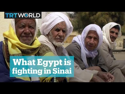 What's Egypt's military doing in Sinai?