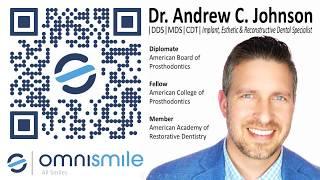 Digital Dentures | Dr. Andrew C. Johnson