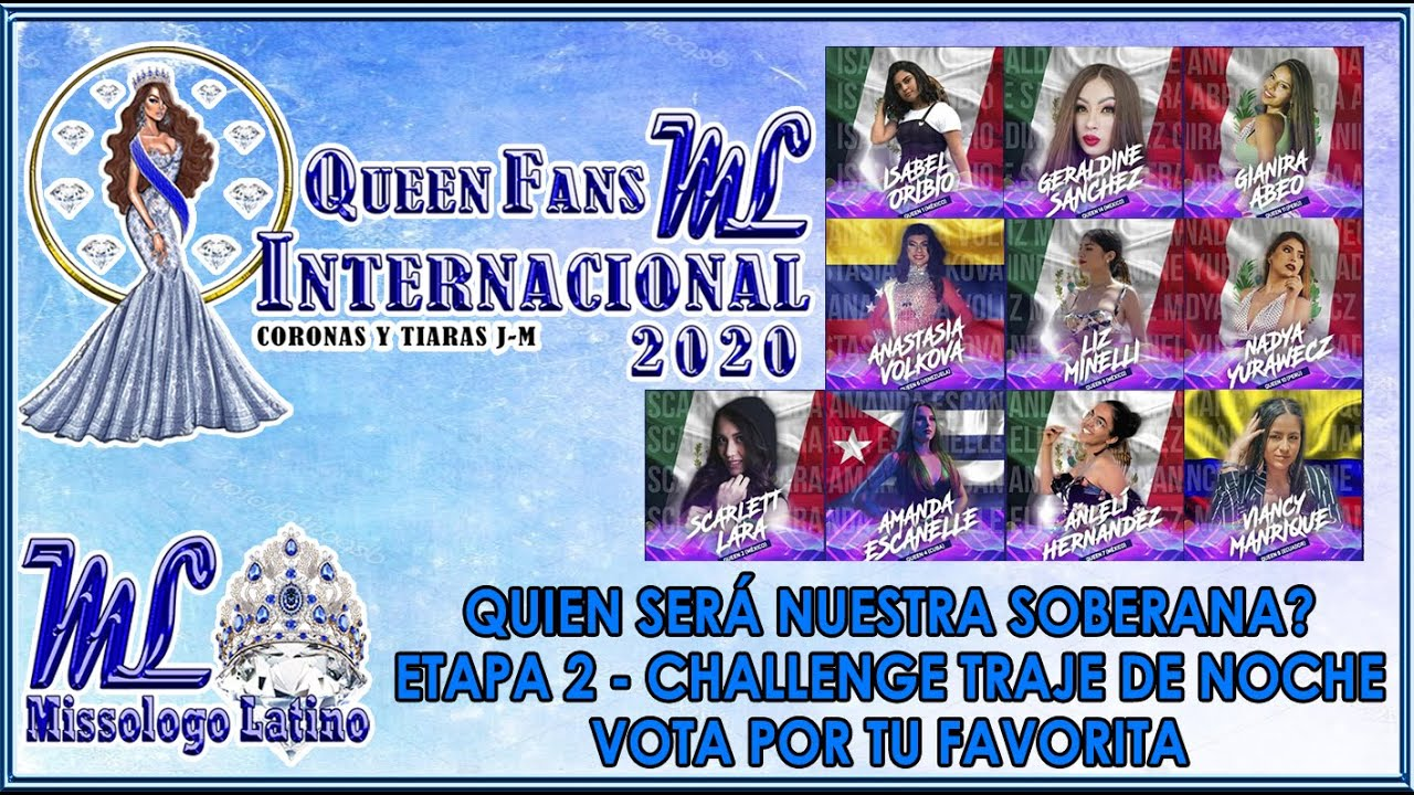 Queen Fans ML Internacional 2020 - TOP 10 - Etapa 2 / Vota por tu favorita
