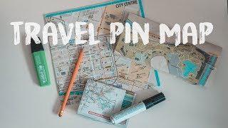 كيفية إنشاء في نهاية المطاف السفر الخريطة ؟