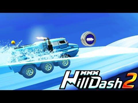 АМФИБИЯ MMX HILL DASH 2 Машины МОНСТРЫ / игра ВИДЕО ДЛЯ ДЕТЕЙ про машинки / VIDEO FOR KIDS cars