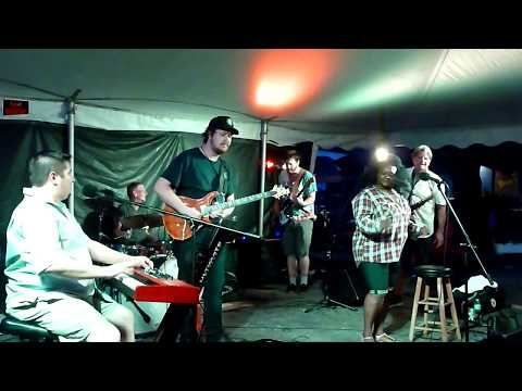Brett Johnson's The Most Band-Use Me (cover)-Cape Fear Blues Festival-Rusty Nail-6/25/17