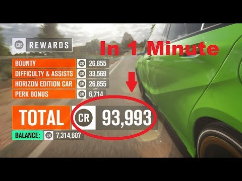 Download Forza Horizon 3 (FH3) Make Money Fast - 100k In A Minute