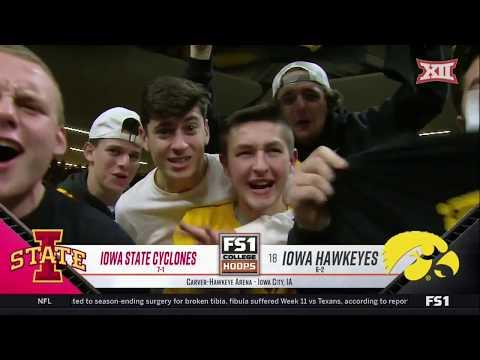 iowa-state-vs-iowa-men's-basketball-highlights