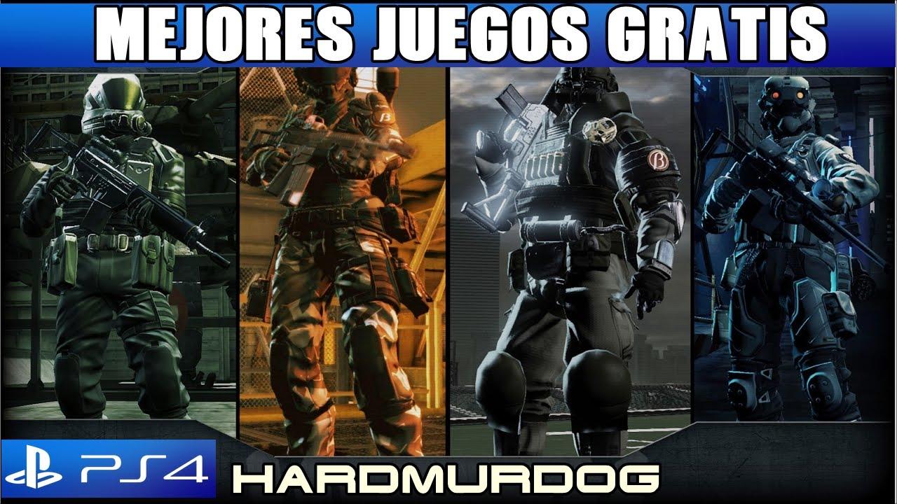 Los Mejores Juegos Gratuitos Ps4 2016 Hardmurdog Youtube
