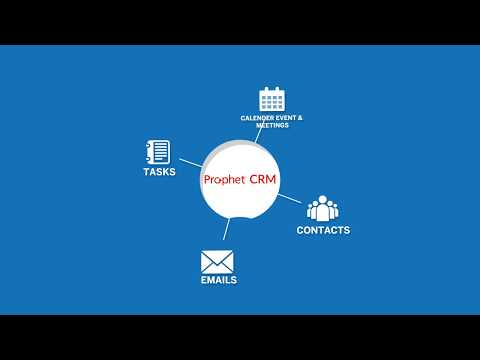 Prophet CRM by Avidian   Embedded CRM Software in Microsoft Outlook