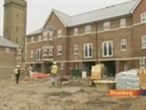 U.K. Constructors Build Homes for Rent as Demand Rises