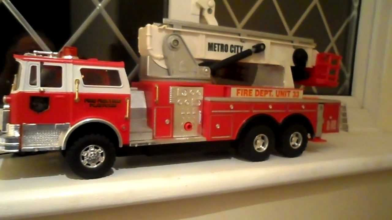 Remarkable, big fire truck toys that interfere, there