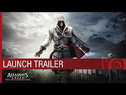 Assassin   s Creed    The Ezio Collection Trailer Poster