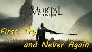 Mortal Online《凡人Online》試玩