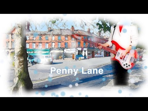 Penny Lane - The Beatles karaoke cover