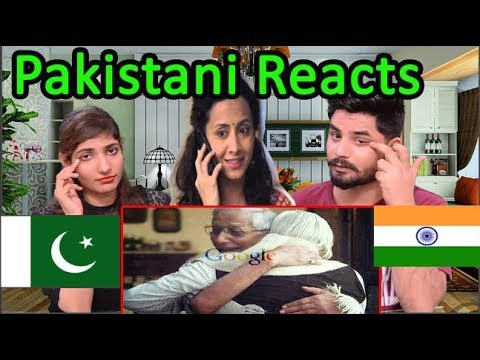 Pakistani Reacts To Google Search: Reunion Ads | The India-Pakistan partition in 1947