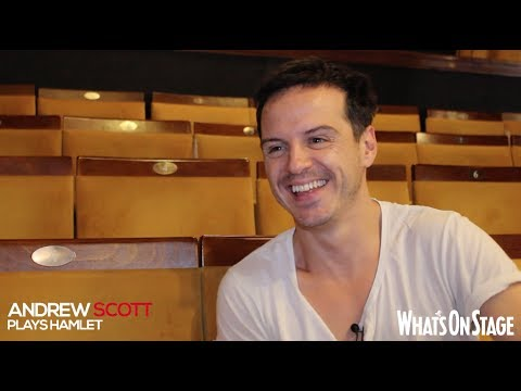Andrew Scott, Jessica Brown Findlay and Robert Icke on Hamlet
