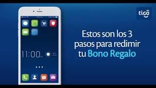 Redime tu Bono Regalo en Tigo Shop