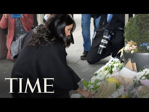 Meghan Markle & Prince Harry Honored New Zealand Victims With New Zealand House Visit | TIME