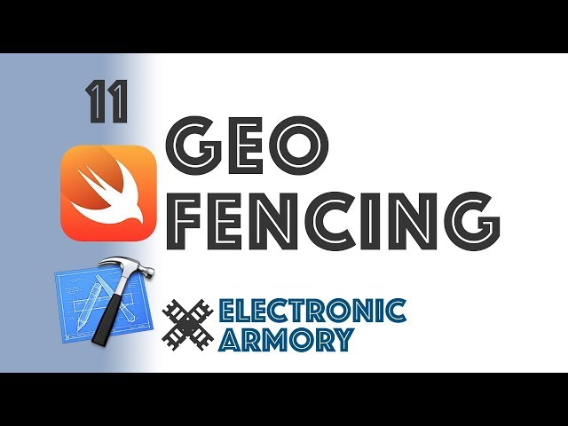 Geofencing - iOS Development in Swift 4 - 11