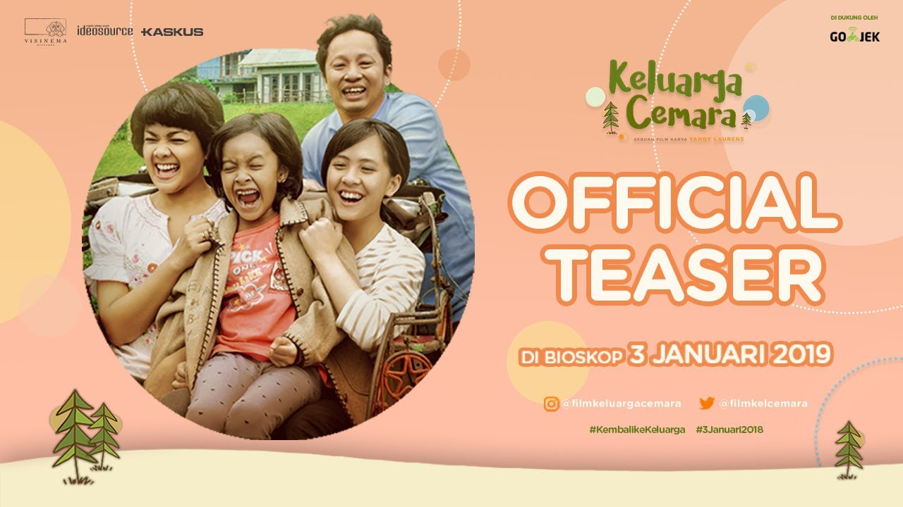 Keluarga Cemara Official Teaser 3 Januari 2019 Youtube