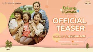 KELUARGA CEMARA - Official Teaser | 3 Januari 2019