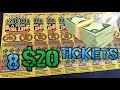 I SPENT $160 ON LOTTERY TICKETS & WON THIS MUCH . . . .