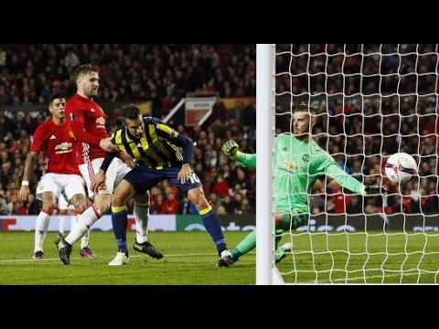 Manchester United 4-1 Fenerbahce Vòng bảng cúp C2 2016