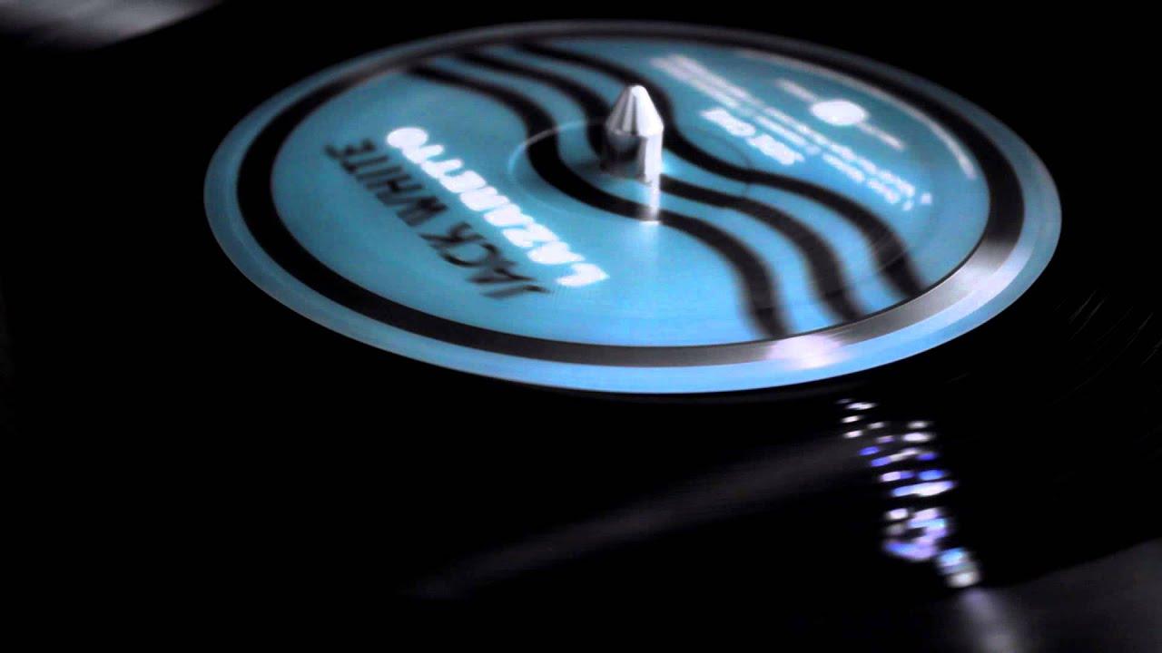 jack white lazaretto vinyl how to play