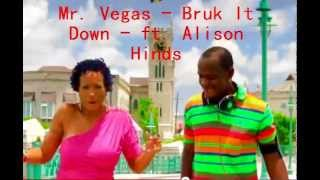 Bruk It Down ft. Alison Hinds
