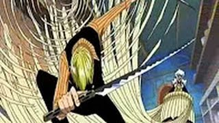 One Piece - Sanji Fights With His Hands For The First Times ! ENG SUB