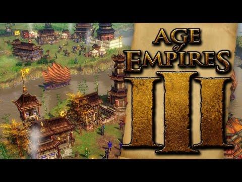 AGE OF EMPIRES 3 en DIRECTO - CHINOS