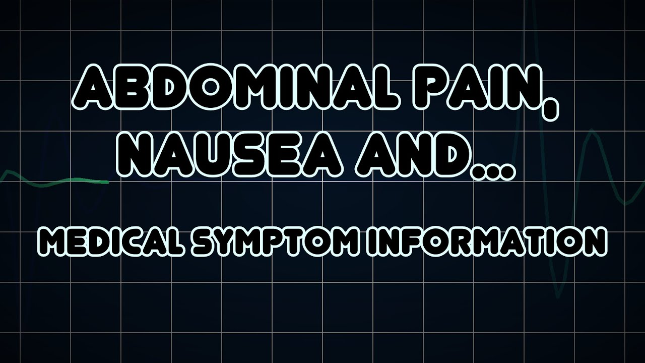 Abdominal pain when passing stool-7410