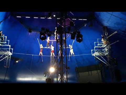 Kevin & Tracy - WATCH: High Wire Walker Wellenda Falls To Death