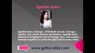 Tigerlilie Salon, Chicago - 4755 North Lincoln, Chicago - Tigerlily - Get Local Biz Thumbnail
