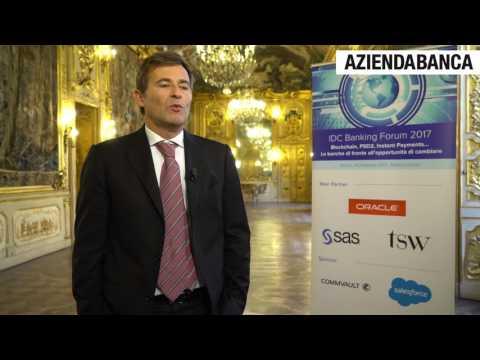 IDC Banking Forum 2017 -   Federico Della Casa - Banche, CRM e Customer Journey