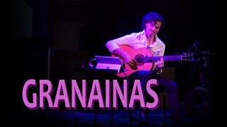 Jonathan Bondesson - Granaínas