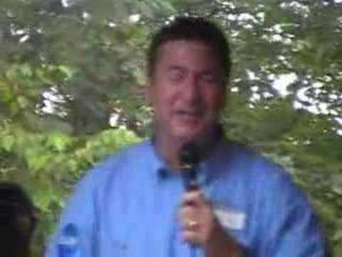George Allen introduces Macaca