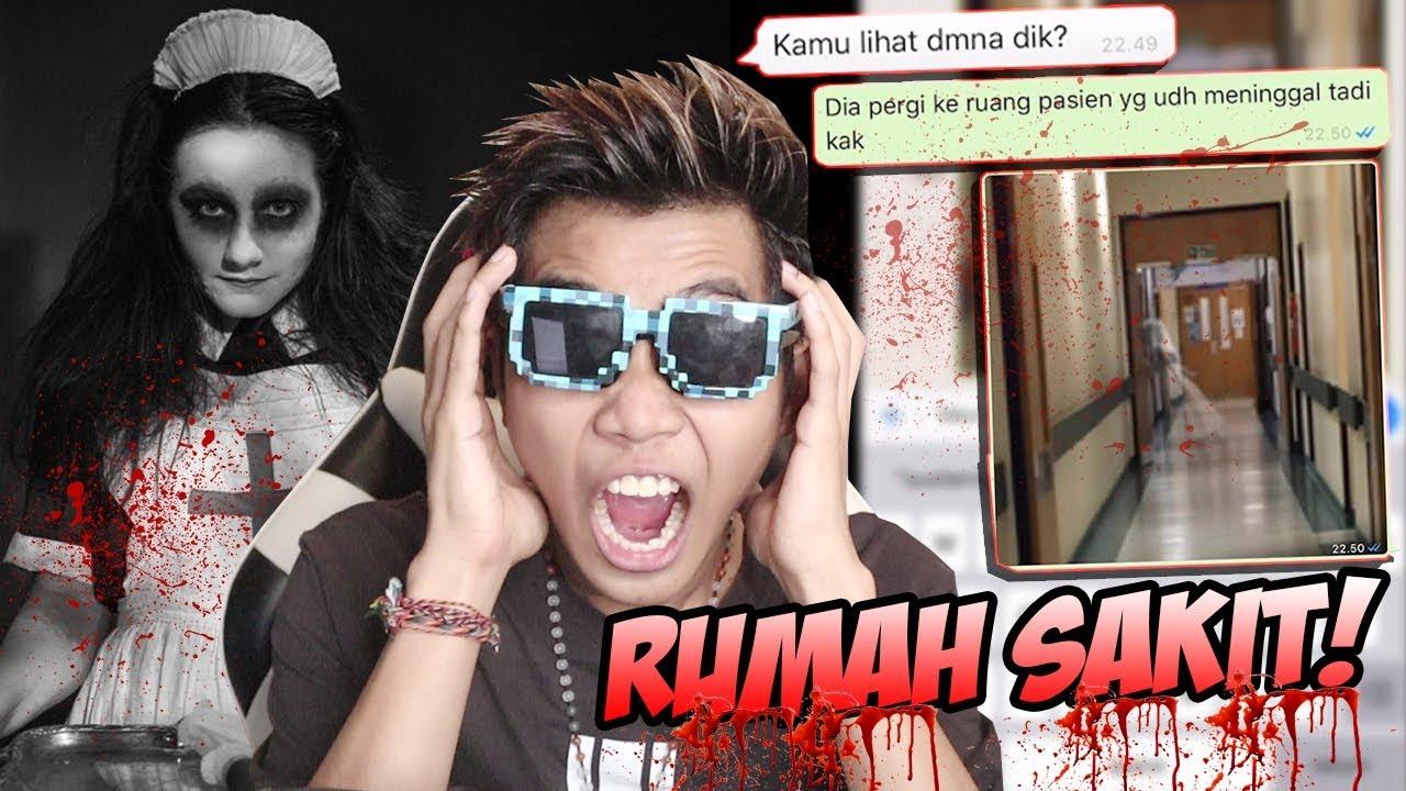 CHAT HISTORY INDONESIA PENAMPAKAN SERAM!: DI RUMAH SAKIT! #NERROR