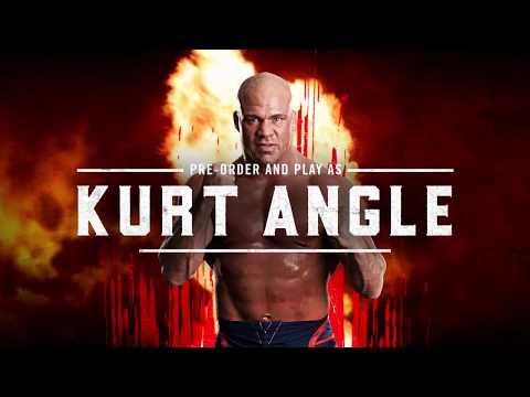 """WWE 2K18 Trailer """"Burn It Down"""" (OFFICIAL) 2017"""